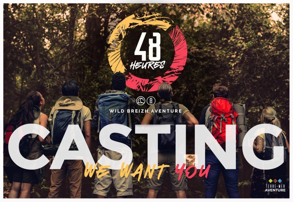 casting 48 h
