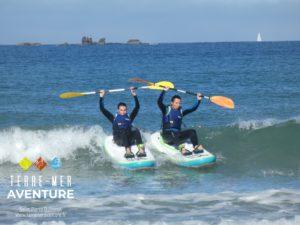 Wave ski Morbihan