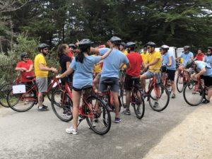 Rallye vélo Bretagne